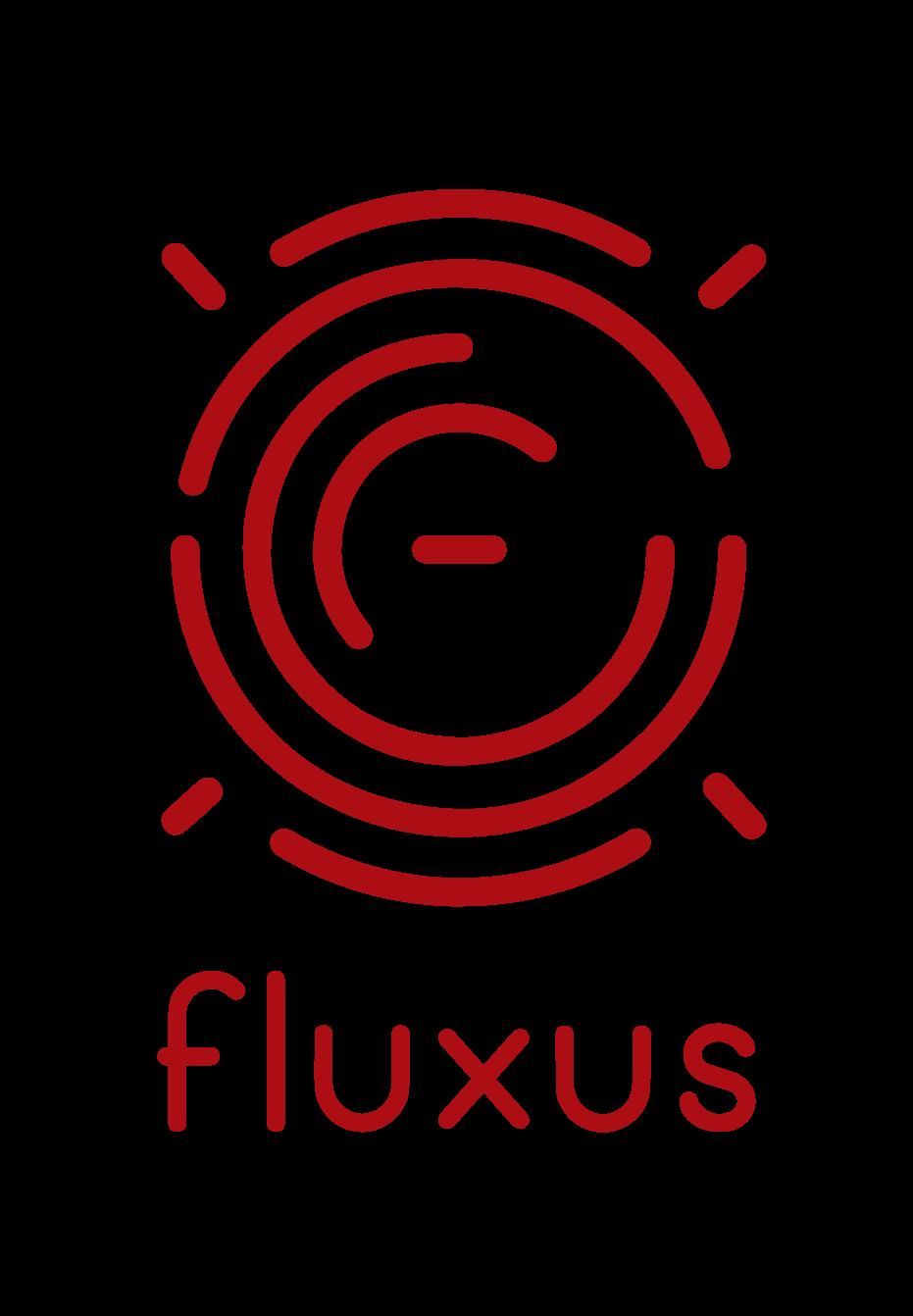 Ikadia portfolio logo Fluxus